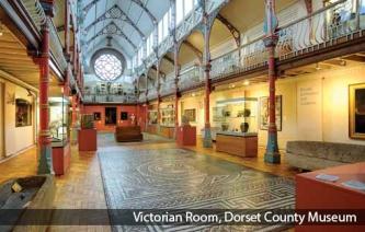 Victorian Room Dorset County Museum