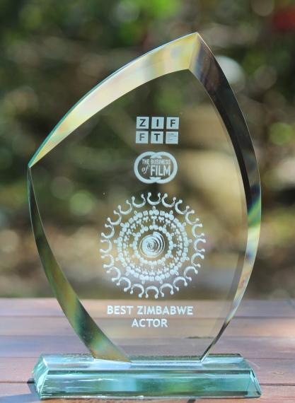 ZIFFT Award Best Actor Kevin Hanssen (1 of 1)